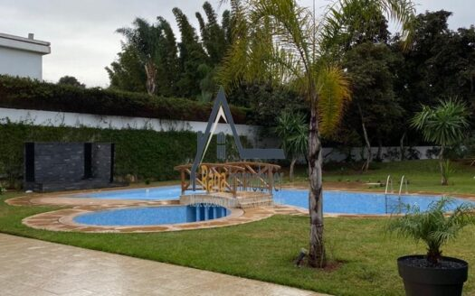 villa à louer sur Souissi